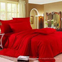 Chinesischen Stil 100% Baumwolle Luxus Hochzeit Bettwäsche Set (DPFB8003)