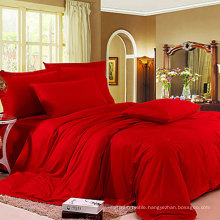 Chinese Style 100% Cotton Luxury Wedding Bedding Set (DPFB8003)
