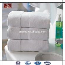 100% algodón 32s Toalla gruesa del hotel Toalla de playa de encargo al por mayor barata