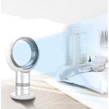 Precio de fábrica de alta calidad de 10 pulgadas mini mesa de aire eléctrica portátil sin aspas ventilador