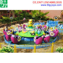 Fun Fair Amusement Park Rotating Rides for Sale Snail Water Attack Rides