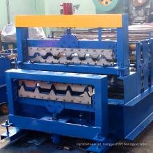 tipo de russis c35 + c44 camada dupla telha que faz a máquina com folha de ferro