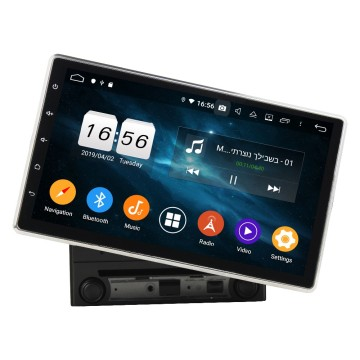 10,1 Zoll 2Din Universal Android Car Audio Navigationssystem