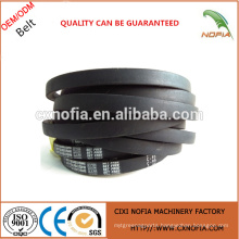 Wrapped rubber vbelt C type from China supplier