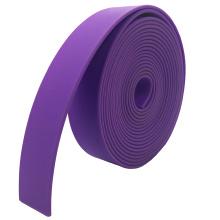 Correia de nylon revestida do Web do PVC plástico para o chicote de fios