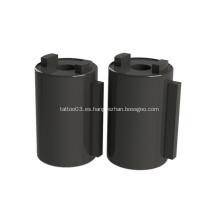 Amortiguador de aceite de silicona de barril de pequeños espacios