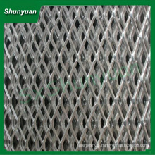 manufacturer price aluminum expanded metal mesh/ wire mesh for industry machinery