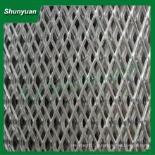 Производитель цена алюминий расширенная металлическая сетка / проволочная сетка для промышленного оборудования