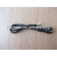 Uso de ordenador Power cable cable portátil portátil