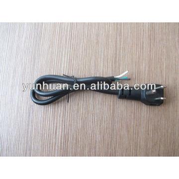 Ordinateur portable puissance câble cordon ordinateur portable utiliser