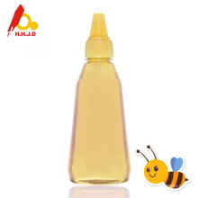 Pure acacia bee honey on face