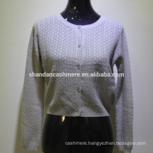 2016 New fashion design winter knitted mongolian cashmere sweater