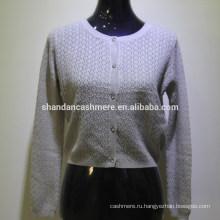 2016 новый дизайн моды зимние вязаные монгольского кашемира свитер