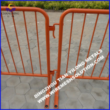 Powder Coated Traffic/Crowd Control Barrier