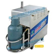 LPG portable steam car washer