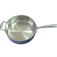 casseroles en acier inoxydable pour ustensiles de cuisine