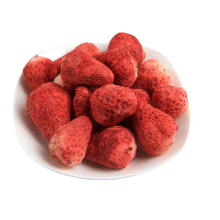Factory direct supplier Freeze dried Strawberry Brands with cheap price
