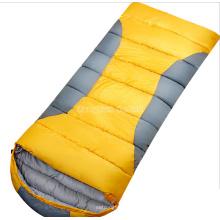 Sacos de dormir exteriores adultos de venda amarelos diretos