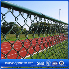 PVC Coated Chain Link Fence for Playground