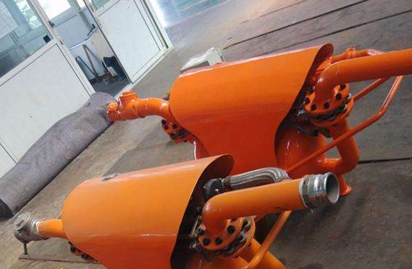 Dredging sand and mud pump pneumatic equipment (7)