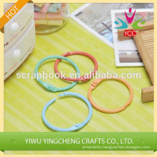 professional metal clip metal paper clip book ring