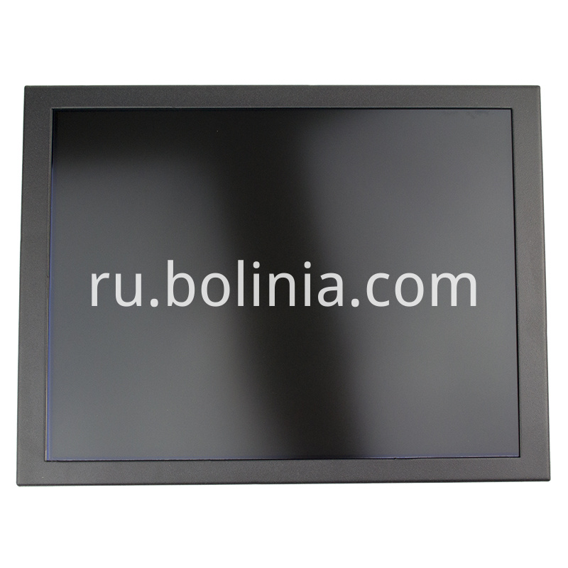 9.7 inch metal monitor