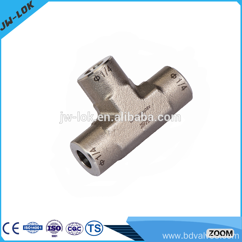 High pressure butt weld carbon steel pipe fittings china
