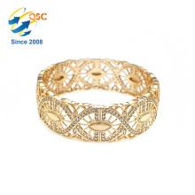bracelet en métal à la mode de conception personnalisée de haute qualité