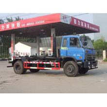 DONGFENG 8CBM Roll Off Container شاحنة القمامة