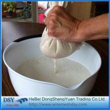 food grade nylon mesh nut milk filter bag