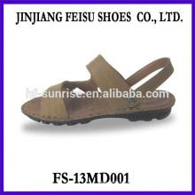 Sommer Männer Leder Sandalen China Großhandel Sandalen Schlangen 2015