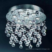 2017 más nueva lámpara de araña de cristal moderna LT-19218