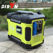 BISON(CHINA) Home Use Sound Off 240v Inverter Generator BS2000I