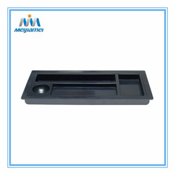Office Desk Plastic Pencil Tray