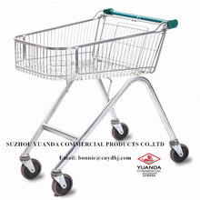 Wholesale Good Price Shopping Trolley for Store or Supermarket
