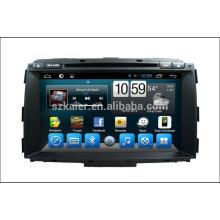 Fabrik Preis 9 '' touchscreen Auto DVD Player Navigation für Kia Karneval mit Insid Wifi GPS DVB-T BT Radio 3G