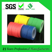 Green/Red/Yellow/Blue Masking Tape
