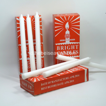 Red Box Lilin Wax Putih Tak Berseri