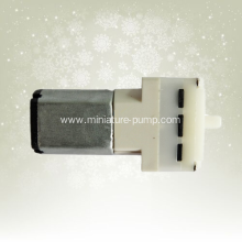 Low noise miniature air pump