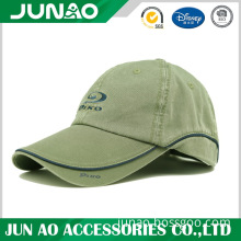 Plain custom baseball cap for men