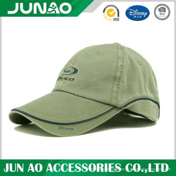 Einfache benutzerdefinierte Baseball-Kappe für Männer