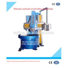Precio vertical manual del torno de la torreta para la venta caliente en la acción ofrecida por la fabricación vertical manual del torno de la torreta de China