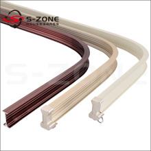 GD45 aluminum curtain rail, flexible curtain rail