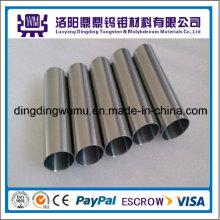Molibdênio puro tubos/ou tungstênio tubos/tubos em safira cristal fornalha com preço de fábrica