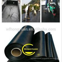 Waterproofing EPDM Rubber Membrane with ISO Certificate