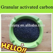 Carvão ativado granular de 0,5-1 mm para purificação do ar