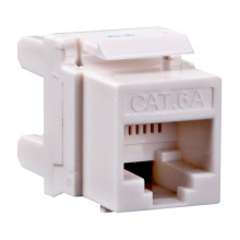 High Quality Unshielded CAT6A Keystone