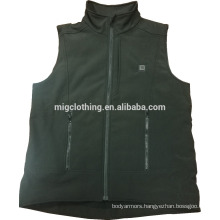 Battery Heated Vest with Bluetooth Temp Controller