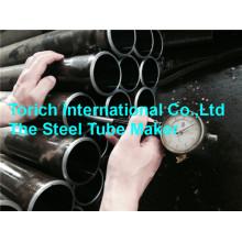 Tuyau d'acier sans soudure galvanisé doux ASTM A53 Gr.B