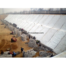 Geotêxtil para Construção de Estradas de Alta Via
